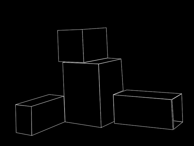 mayer+empl . bxs . artwork . video mapping installation . munich . 2010