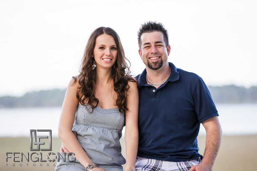 Mirela & Justin's Engagement Session | Hilton Head Island, SC | Atlanta Destination Wedding Photographer