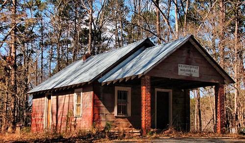 New Madison Post Office
