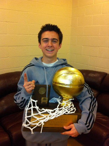 State Champions!! Unreal experience and he was on the floor when the final buzzer sounded-2012