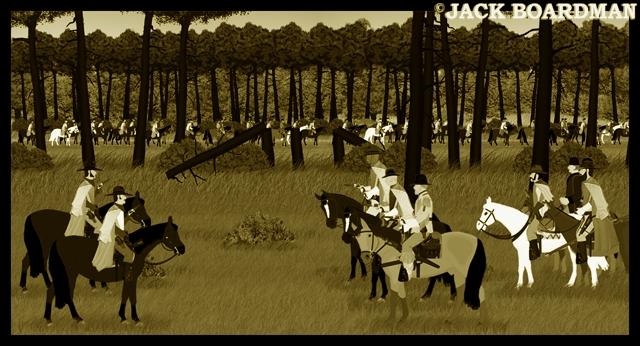 Raiders find McIntyre & company ©2012 Jack Boardman