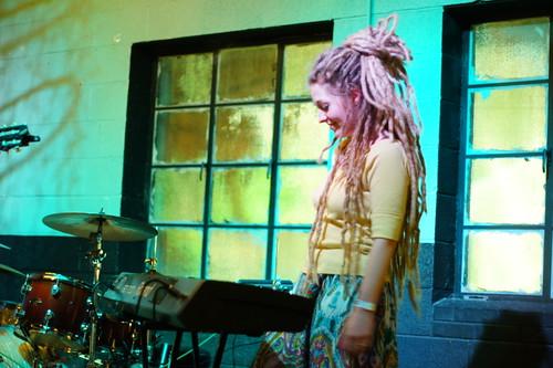 Baobab, Motorco Garage, Durham NC, 02/23/12