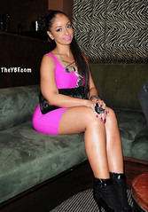 Mya showing sexy curves