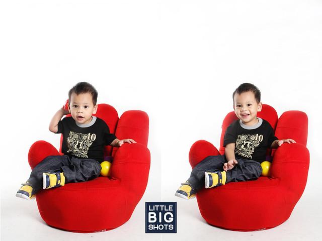 Introducing Syed Ahmad Iyad   Toddler Studio Portraiture