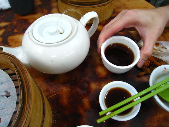 tea as dark as night