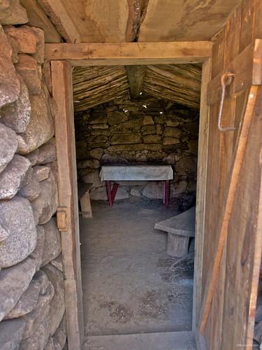 Through the second door