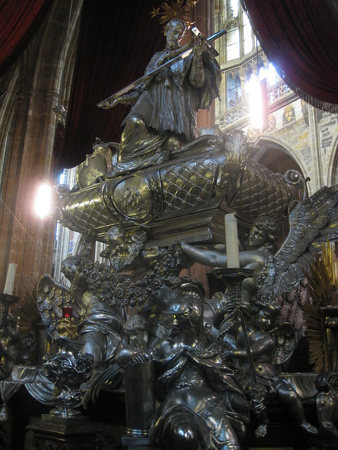 St John of Nepomuk's Tomb