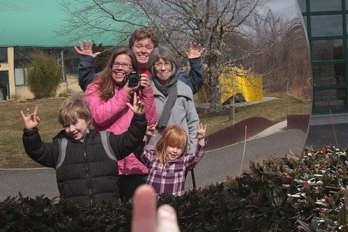 Family Portrait 2012-we took this same picture last year!