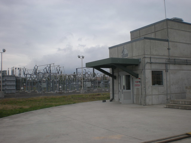 Swan Island Pump Station