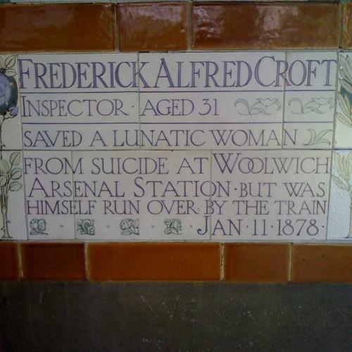 frederick alfred croft