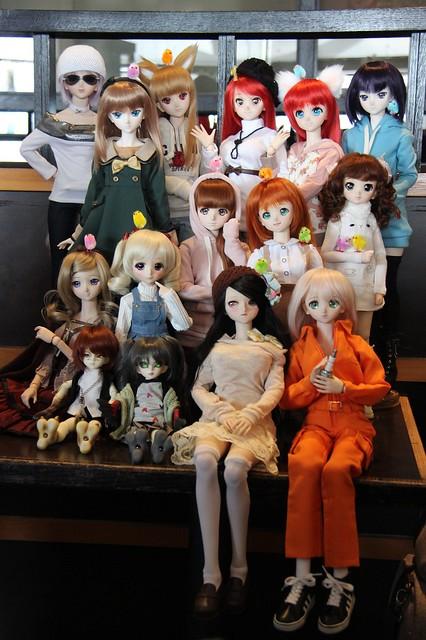 March Dollfie Dream meetup