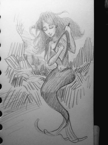 mermaid day 68