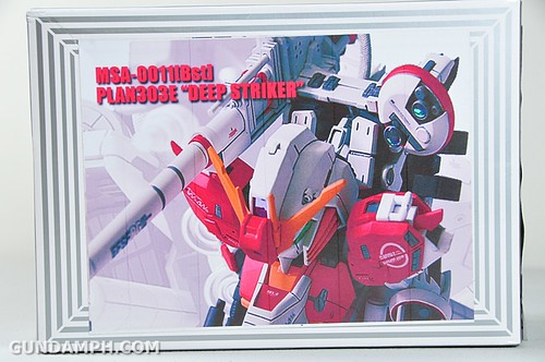 Resin Kit SD Deepstriker New Haul Super-G Unboxing (1)