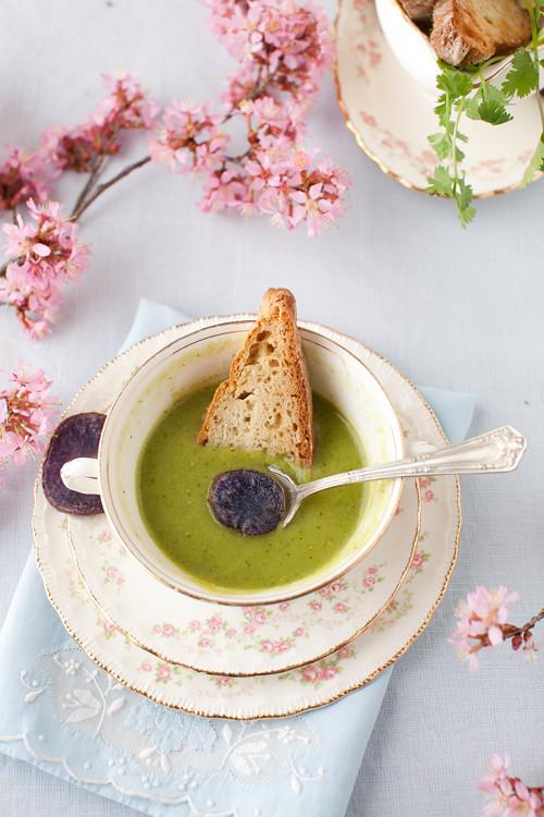 Green Soup 5