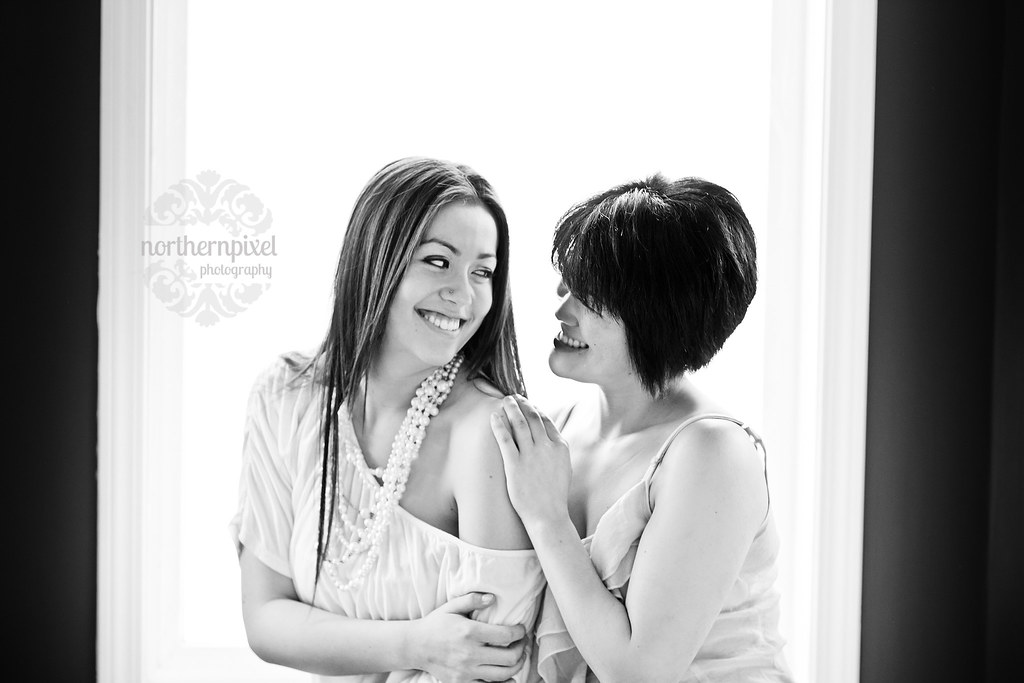 Mother Daughter Session - Prince George, BC