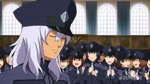 Gundam AGE Episode 18  Battle at the Graduation Ceremony Screenshots Youtube Gundam PH (12)