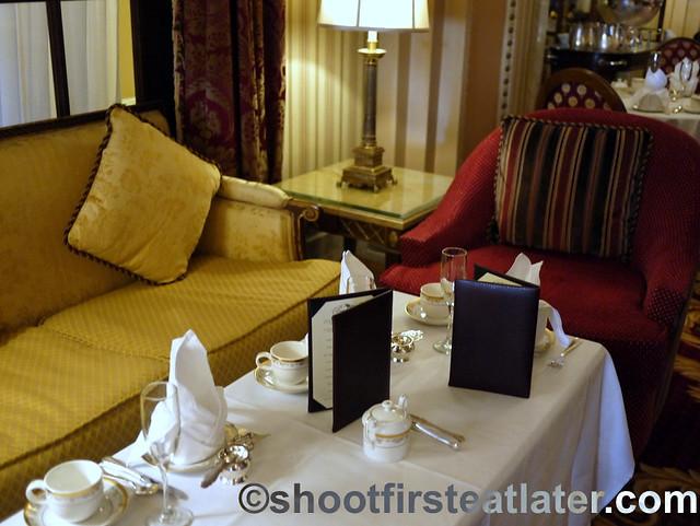 Afternoon Tea at The Willard InterContinental Hotel-4