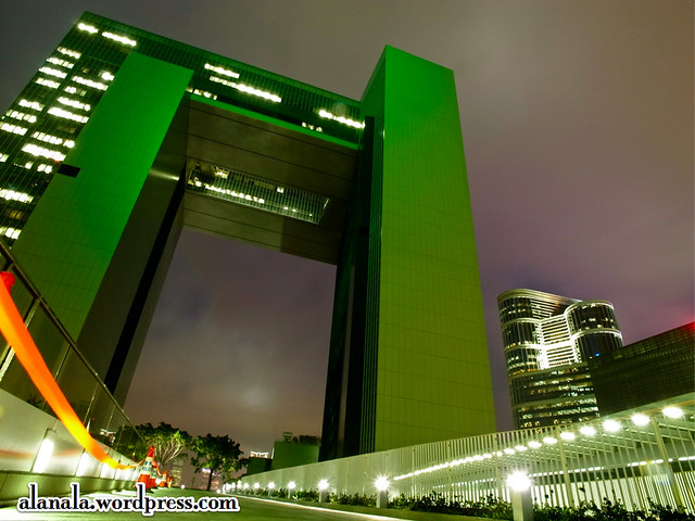 Central Government Complex (CGC) - 添馬艦新香港政府總部辦公大樓
