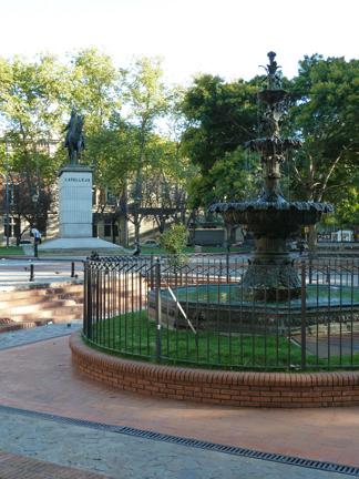 Plaza de los 33 orientales