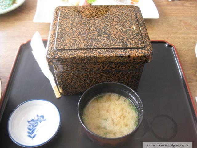 Bara Chirashi Bento set