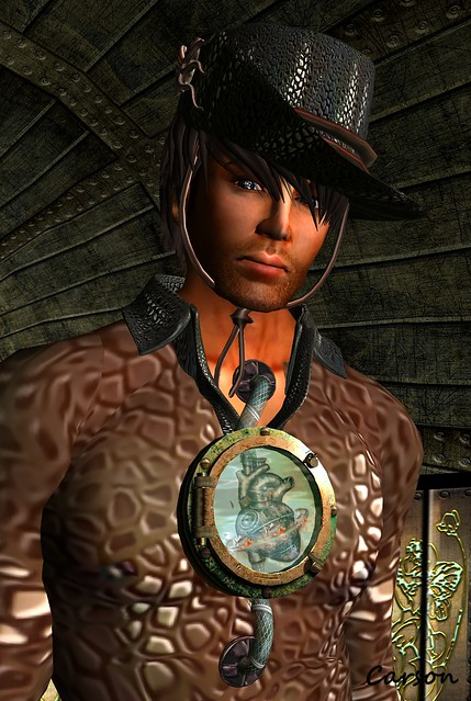 Hudson's Clothing Co.  -Steampunk Animated Heart