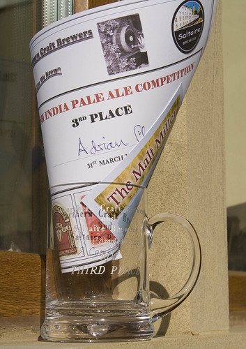 Norther Craft Brewers / Saltaire Brewery IPA Competition