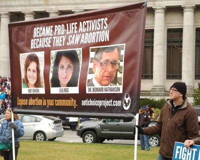 ACP at WA March for Life