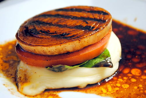 Balsamic Onion Stack