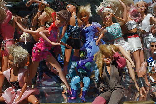 Barbie Flash Mob, Philadelphia