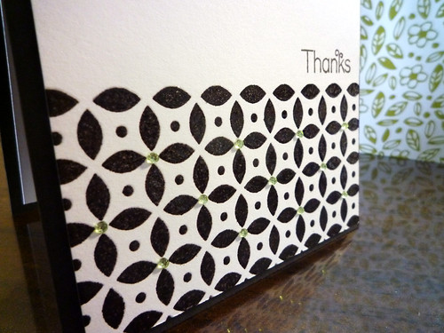 Simple Thanks - Close Up