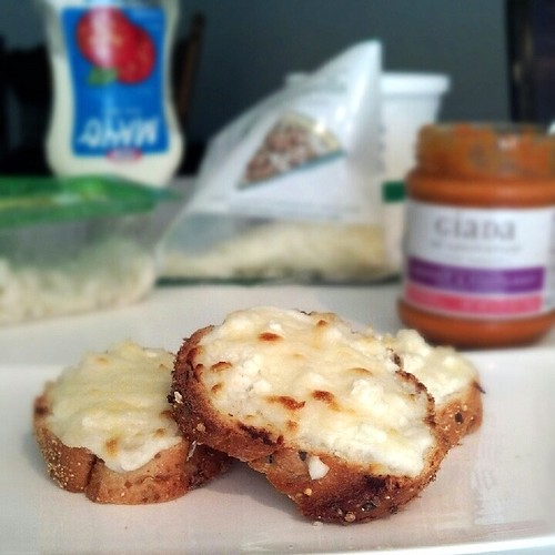 Triple Cheese Crostini2.1