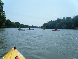 Broad River Paddling May 26, 2012 11-36 AM