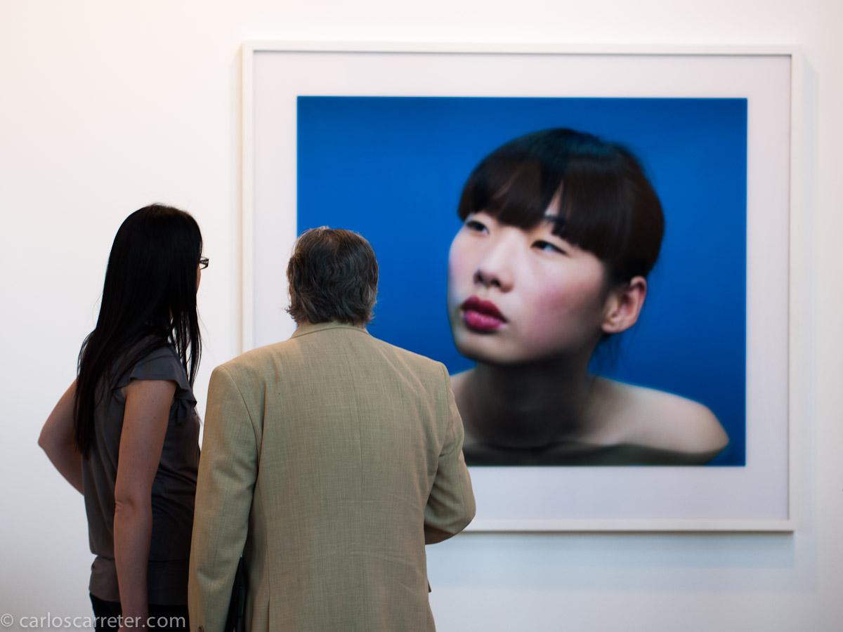 Contemplando obra,… o las obras os contemplan (MadridFoto)