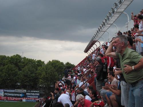 Argentinos Juniors 1 - 2 Estudiantes