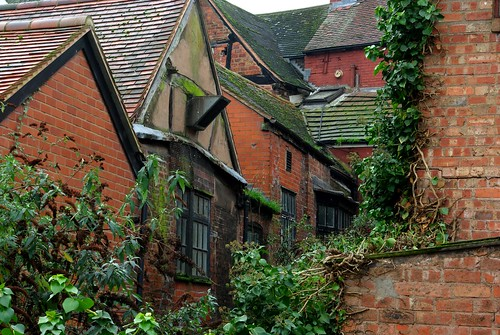 20120129-41_Historic Coventry_Palmer Lane - Behind the Burges by gary.hadden