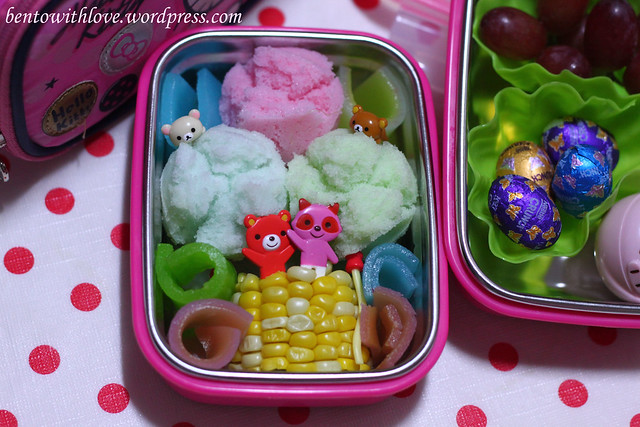 Hot Air Balloon Bento