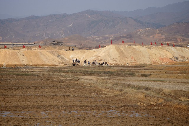 Wonsan - Hamhung Countryside North Korea
