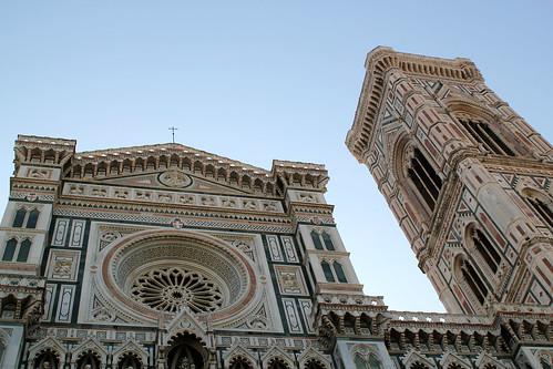 The Basilica and the Campanile