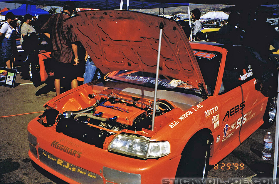 Exclusive Content…The Import Car Show Scene from '99 – 2001