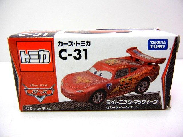 disney cars 2 tomica party mcqueen (1)