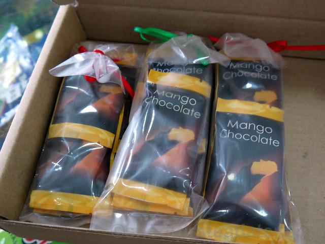 Cebu Best Pasalubong atbp- Mango Chocolate