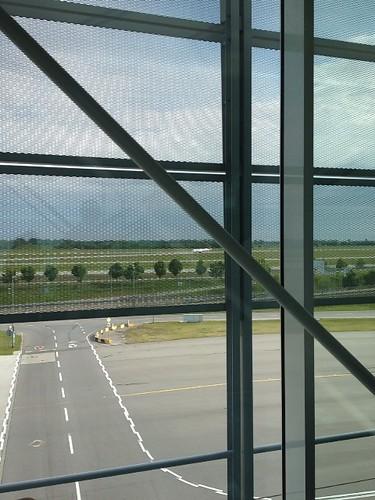 ミュンヘン空港から