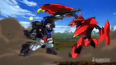 Gundam AGE 3 Episode 33 Howl to the Earth Youtube Gundam PH 0028