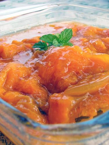 Composta di Albicocche - Apricot Compote - Marillenkompott