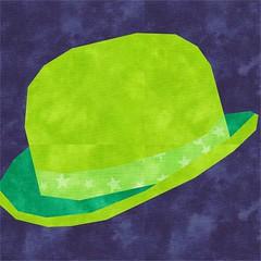 fudge's bowler hat