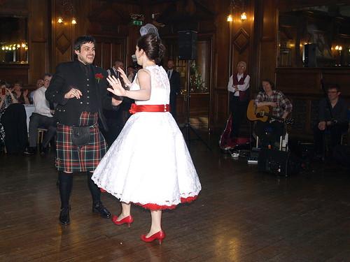Lisa & Simon's Wedding, 5 May 2012 - First Dance