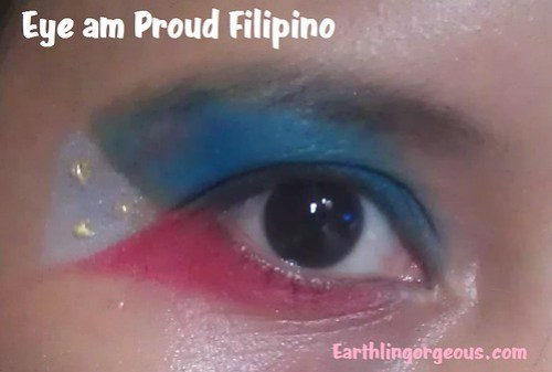 Finished look Eye Wear My Flag Proud look