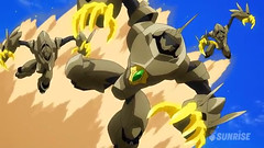 Gundam AGE 3 Episode 31 Terror! The Ghosts of the Desert Youtube Gundam PH 0038