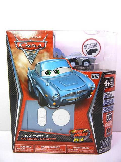 disney cars choro q air hogz finn mcmissle