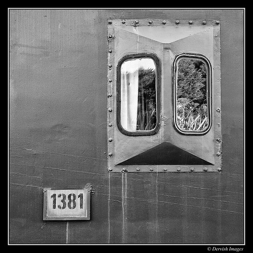 Train Carriage by Dervish Images